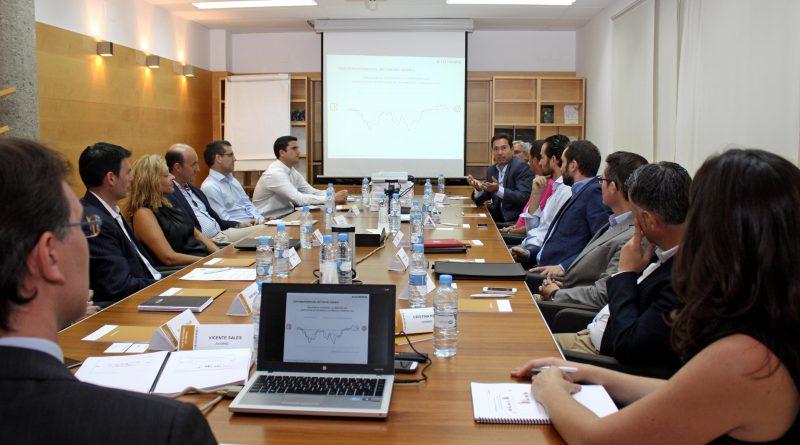 Reunión del Club de Estrategias del Hábitat de septiembre de 2016.