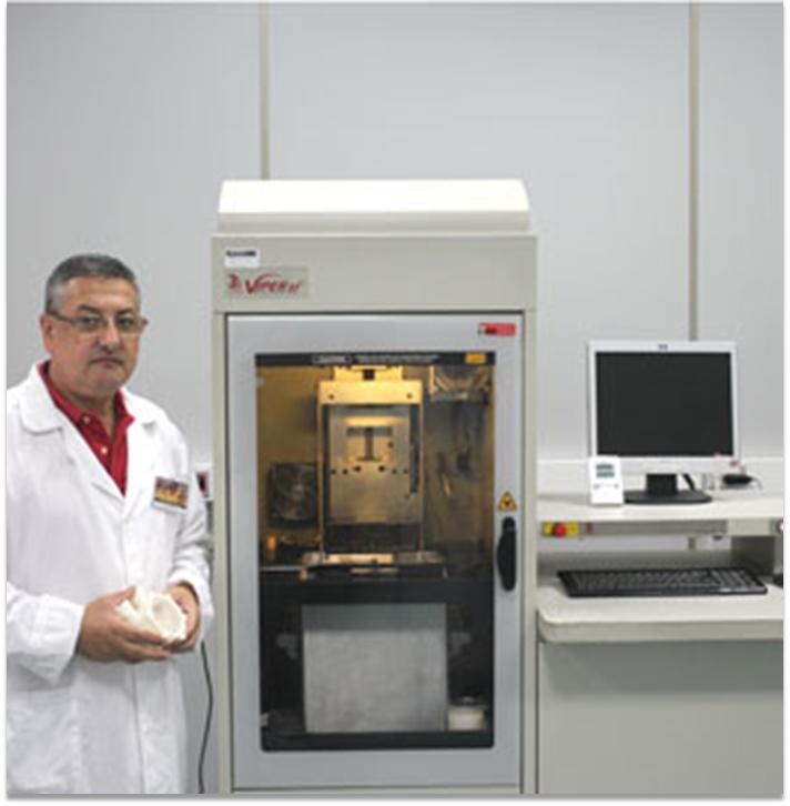 Fabricación aditiva. Estereolitografia (SLA). AIDIMME