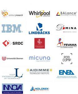 El proyecto NIMBLE integra a 17 socios de 7 países.