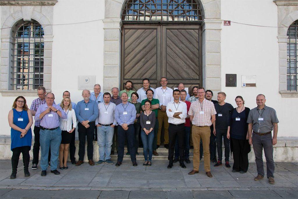 InnovaWood workshop mantenido el 18 y 19 Mayo, Koper, Slovenia