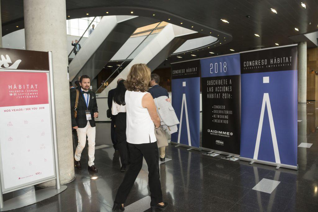 Congreso Hábitat es un proyecto estratégico que ya prepara su edición 2018.