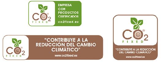 Citas comerciales de la marca CO2 FIXED.