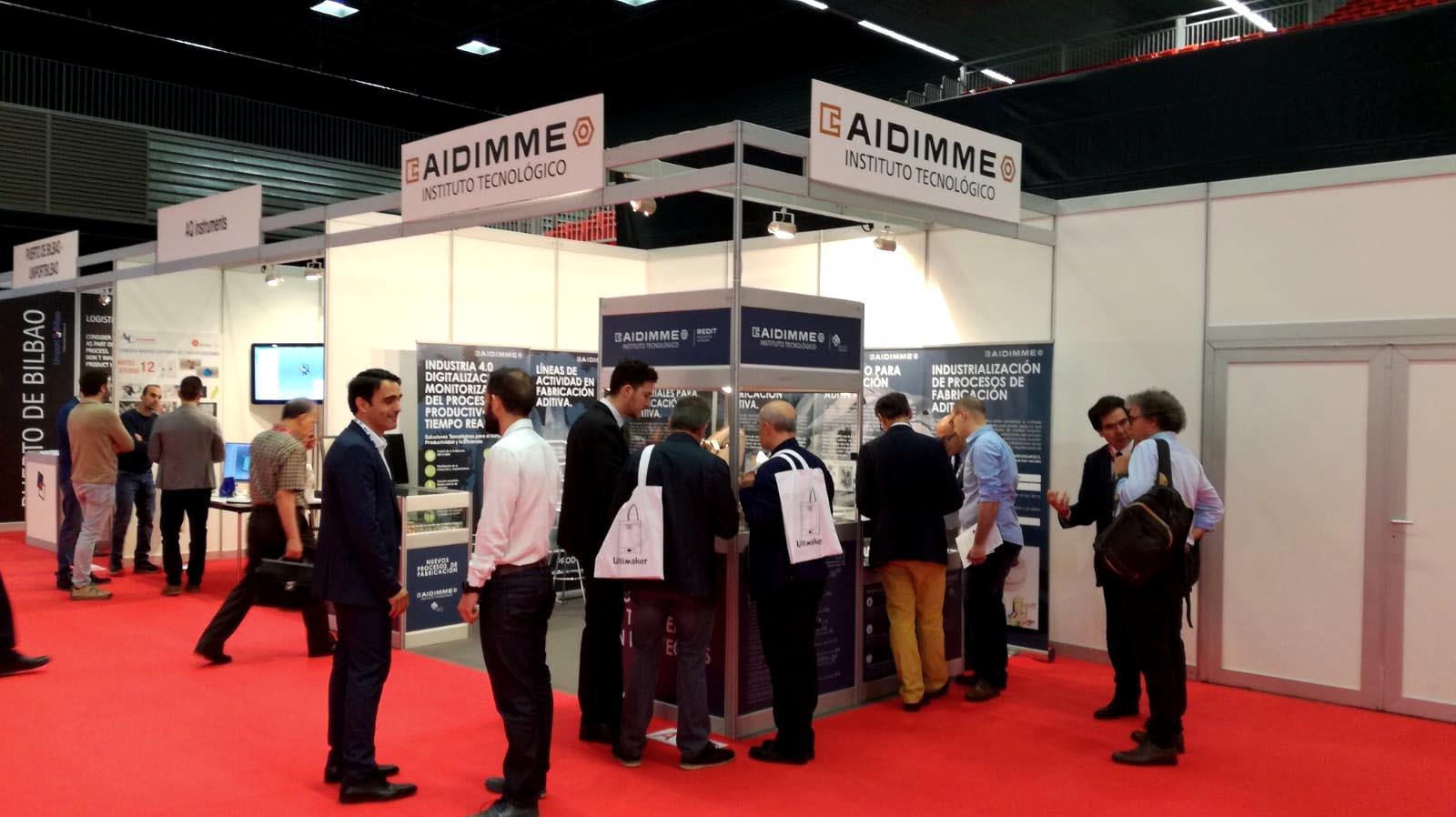 AIDIMME es especialista en fabricación aditiva