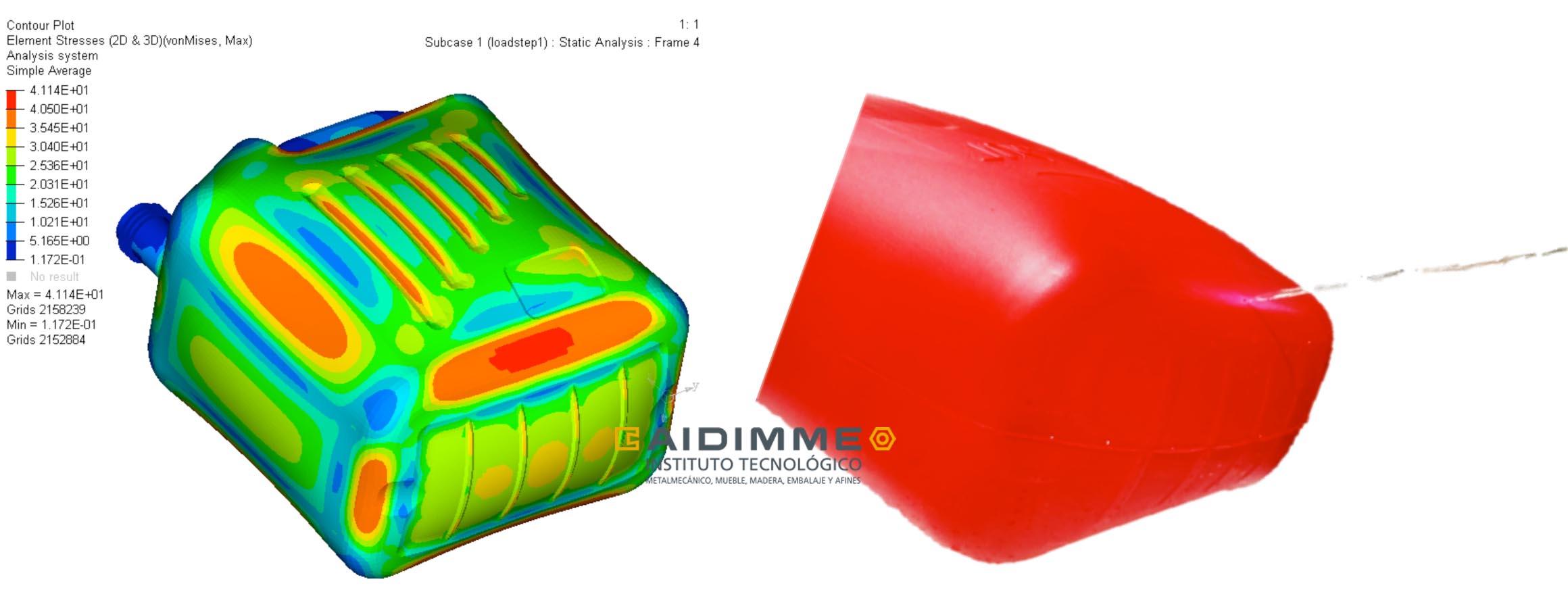 Guía de diseño de envases plásticos de HDPE para mercancías peligrosas