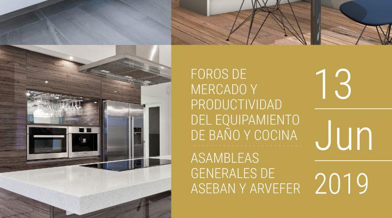 ae620d19 Foros de Mercado y Productividad del Equipamiento de Baño y Cocina,  13Jun2019