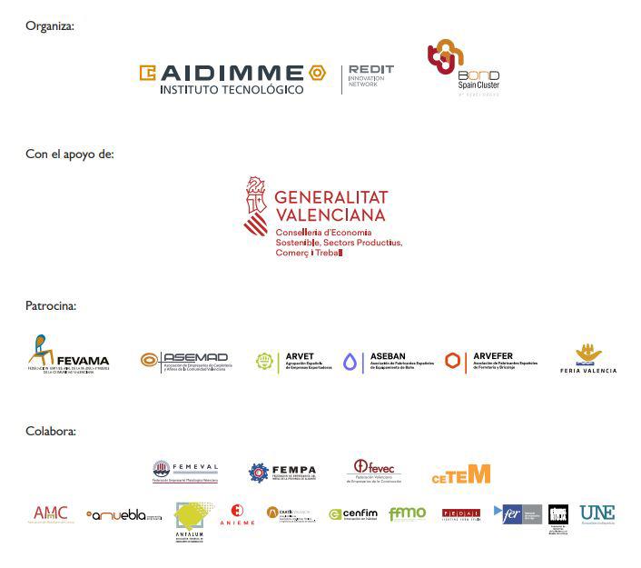Congreso Hábitat es el único foro sectorial capaz de alinear los intereses de federaciones y asociaciones sectoriales, la Generalitat Valenciana y AIDIMME, Instituto Tecnológico.