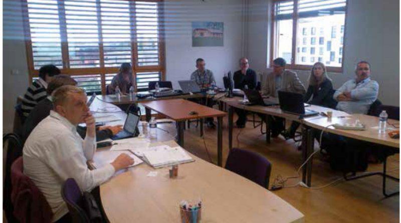 Reunión grupo de trabajo normalización