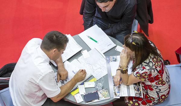 Ferroforma logró atraer en su última edición a 18.500 visitantes profesionales de 65 países que visitaron las 355 firmas expositoras provenientes de 25 países.