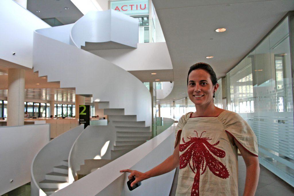 Soledad Berbegal, Directora Estratégica de Marca ACTIU.