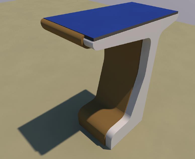 Imagen 3. Render preliminar del prototipo.