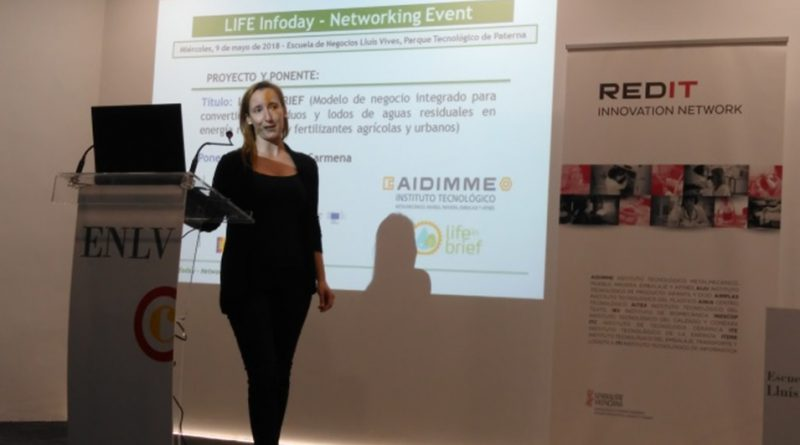 Proyecto europeo LIFE IN BRIEF