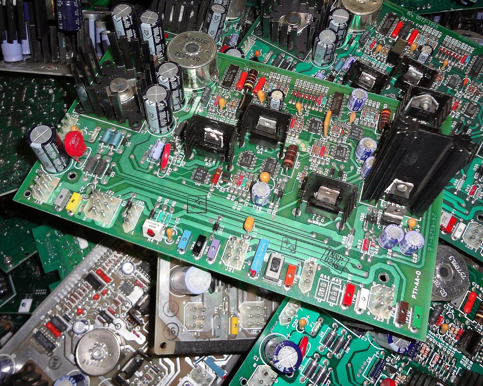recuperación productos electrónicos